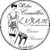 Corinne Sauvant ( Luxam lingerie)